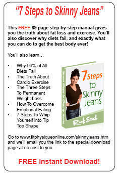7 Steps to Skinny Jeans. FREE INSTANT DOWNLOAD!